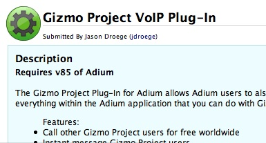The Gizmo Plugin